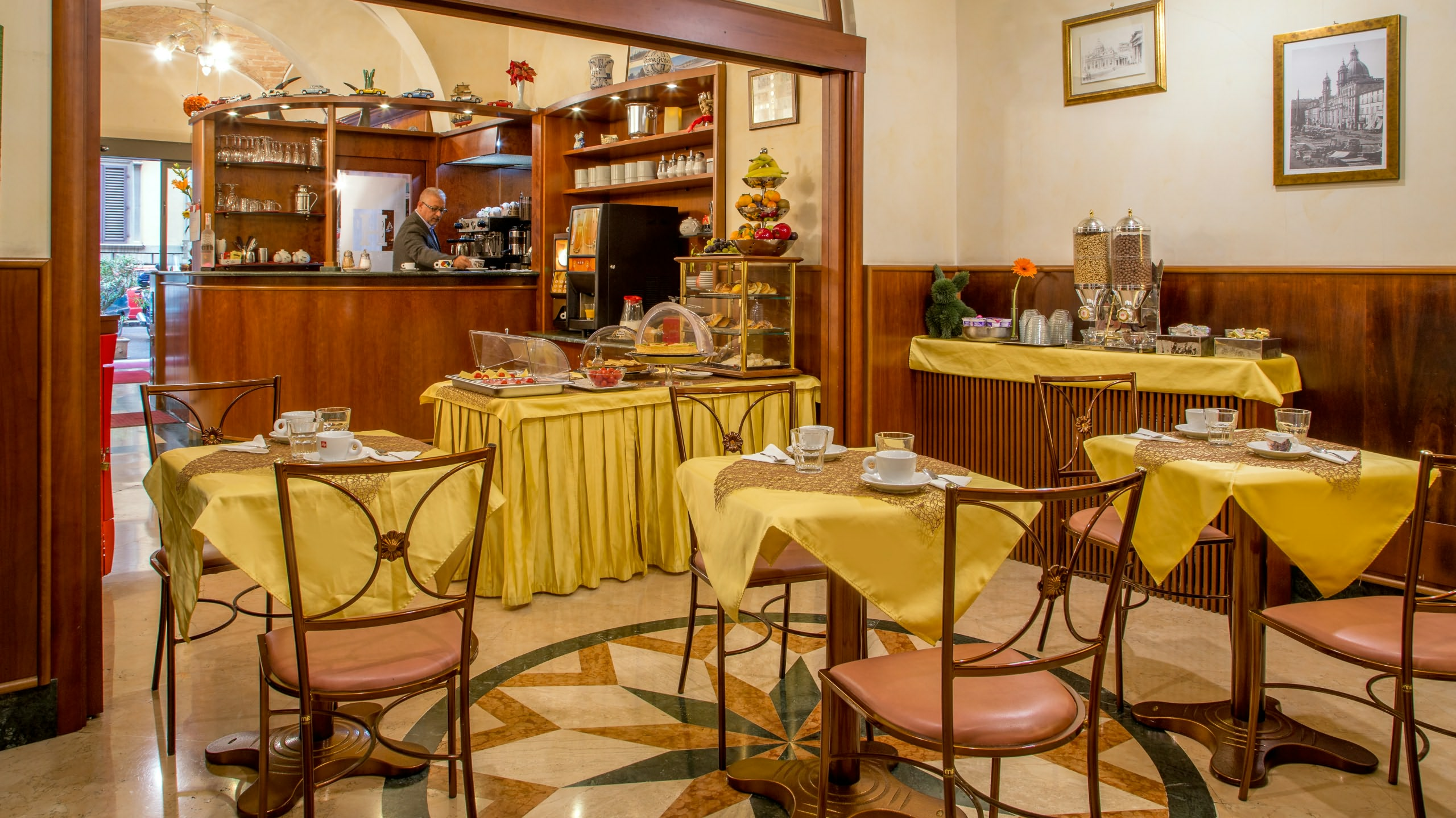 hotel assisi rome breakfast 9