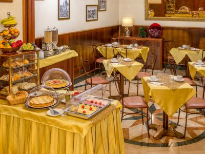 hotel assisi rome breakfast 4
