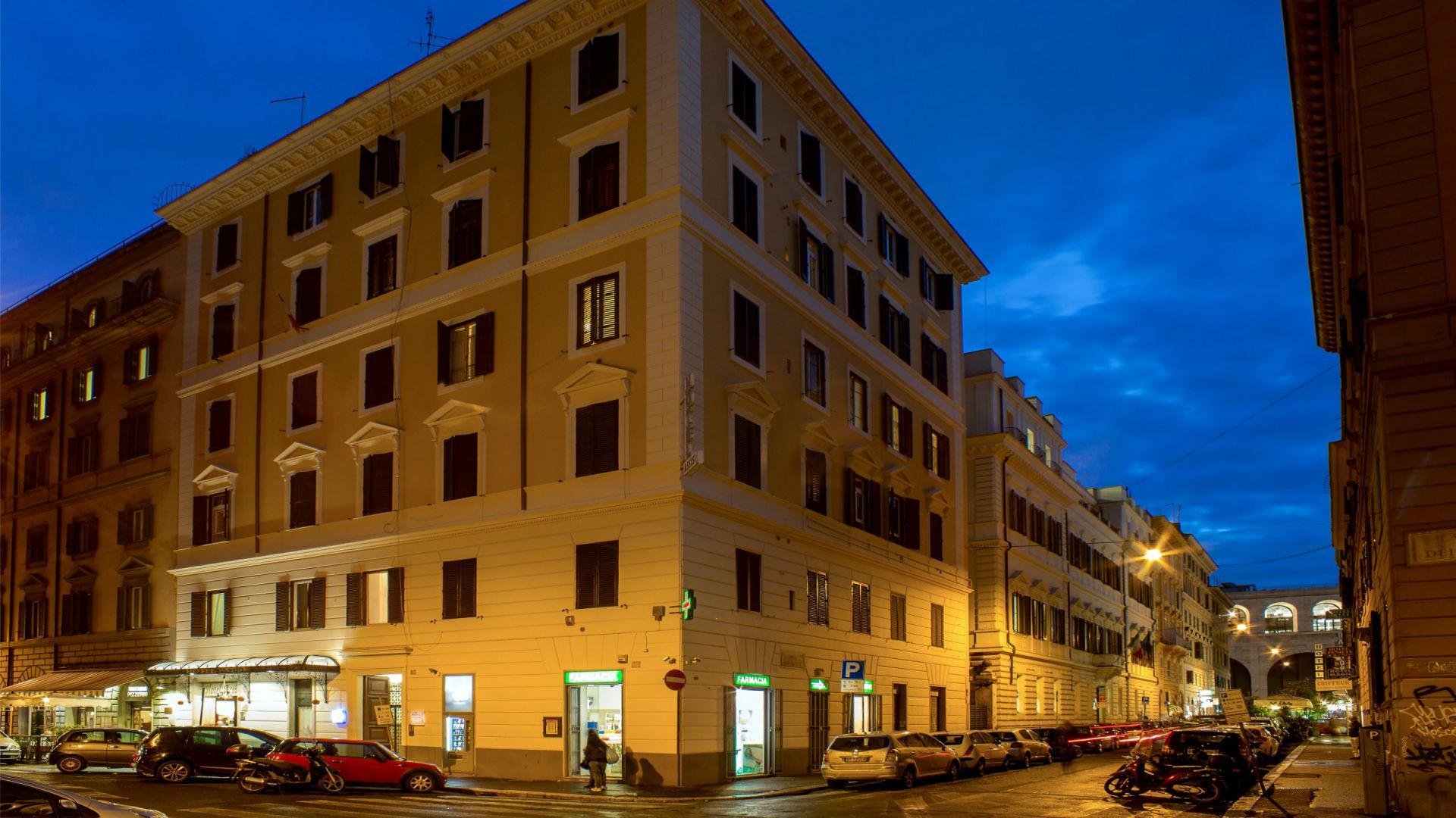 hotel assisi rome external 2