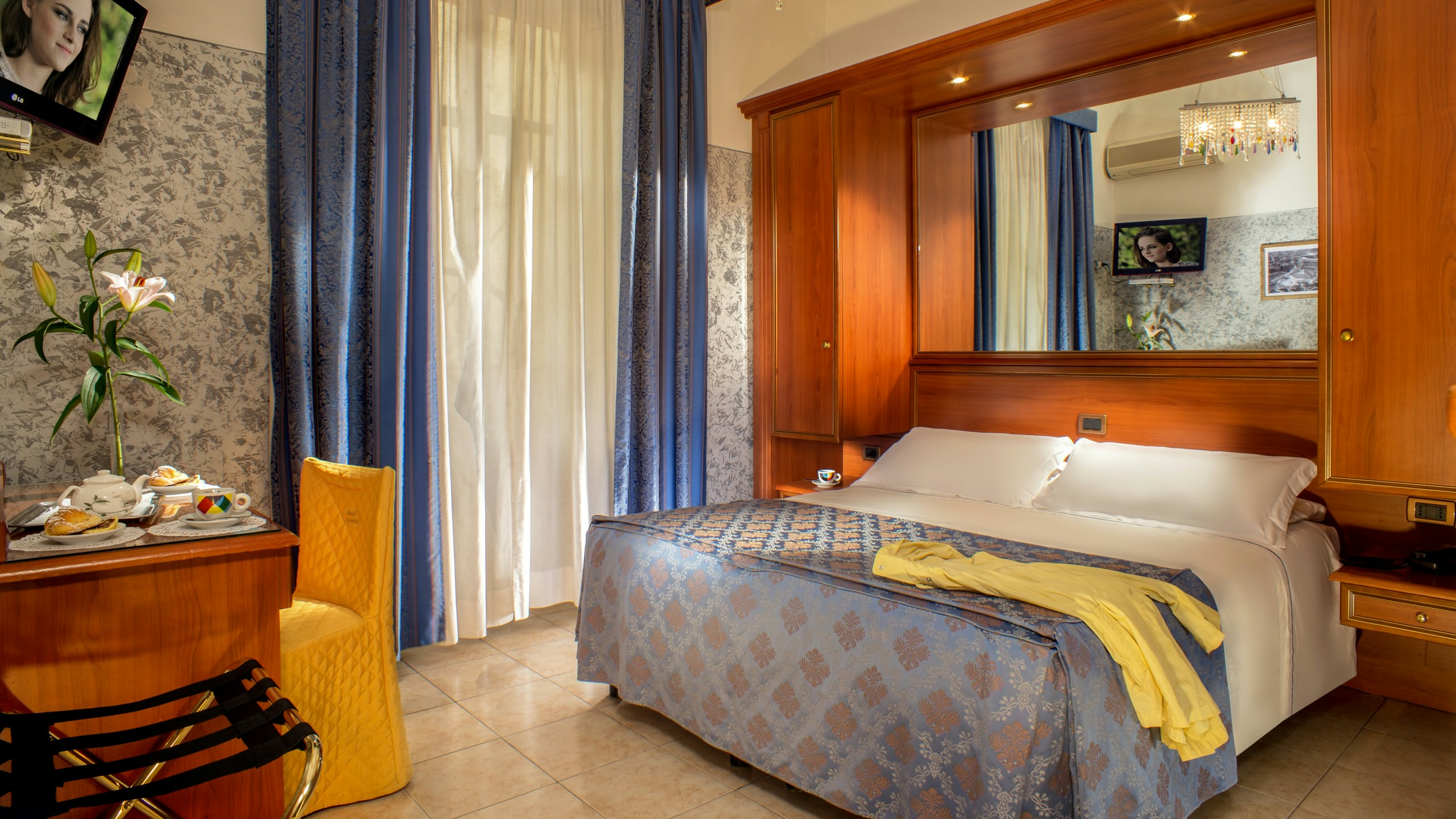 hotel assisi rome room 1