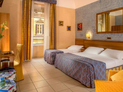 hotel assisi rome room 3