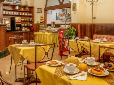 hotel assisi rome breakfast 2