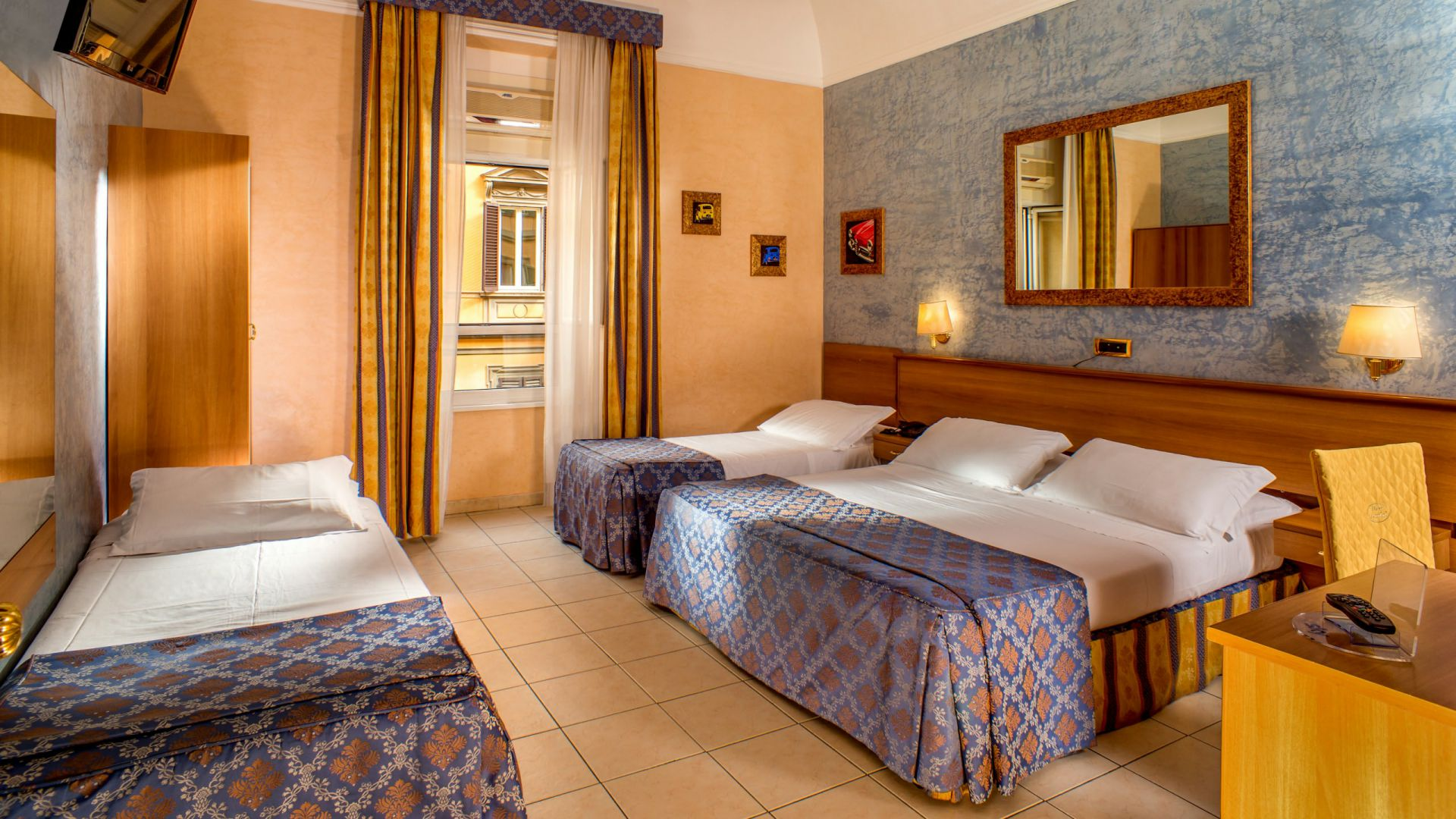 hotel assisi rome room 2